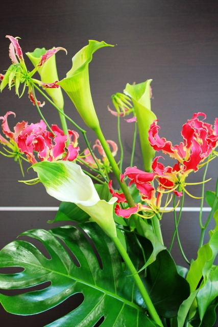 今週のお花*